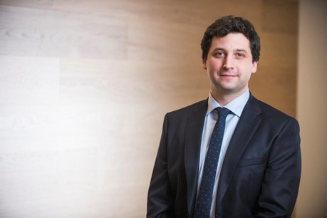 Pierre-Henry Oger est fund manager chez CapitalatWork Foyer Group. (Photo: DR)