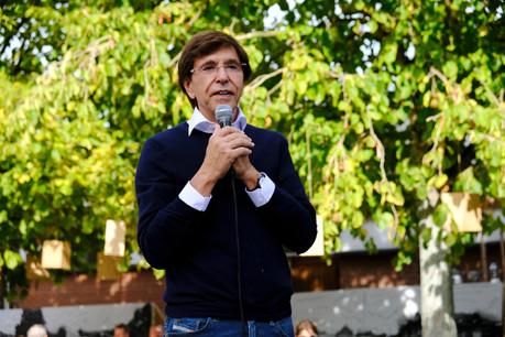 Elio Di Rupo reprend la ministre-présidence de la Région wallonne, et conduira l'alliance du PS avec Ecolo et le MR. (Photo: Shutterstock)