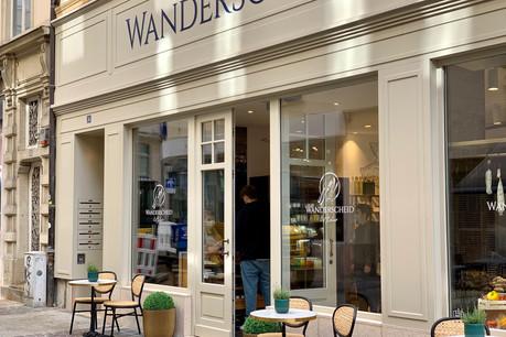 L'Atelier Wanderscheid a ouvert ses portes cette semaine dans la rue du Curé, à quelques pas de la première boutique de Pit et Veronica Wanderscheid… (Photo: Maison Moderne)