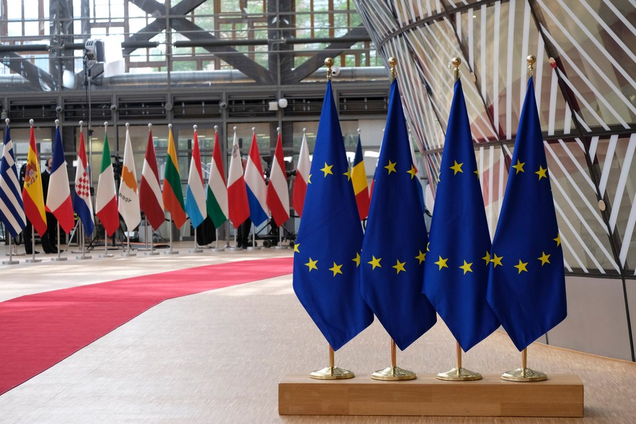 The European Union is putting its plans for taxing the Gafa on ice in favour of the proposed global minimum tax. Photo: Shutterstock