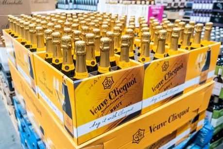 Les Américains paieront désormais les vins et champagnes français 25% plus cher. (Photo: Shutterstock)