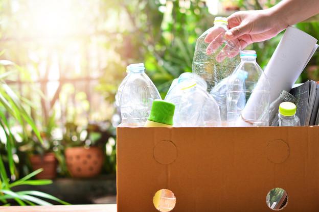 Gaspiller moins, recycler plus: l'application Wag lancée par le WWF donne conseils pratiques et astuces pour adopter des habitudes plus écofriendly.@ (Photo: Shutterstock)
