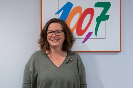 """Véronique Faber: """"To become administrator equals shared responsibilities and an engagement for the general interest of an organisation or company."""" (Photo: 100,7)"""