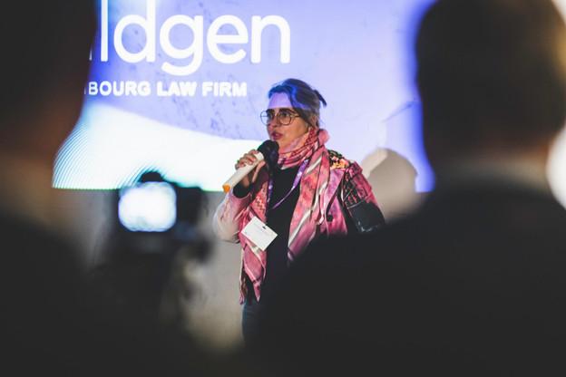 Emmanuelle Ragot (Wildgen) (Photo: Arthur Ranzy)
