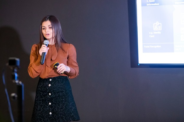 Oxana Turtureanu (DigitalUs) (Photo: Julian Pierrot / Maison Moderne)