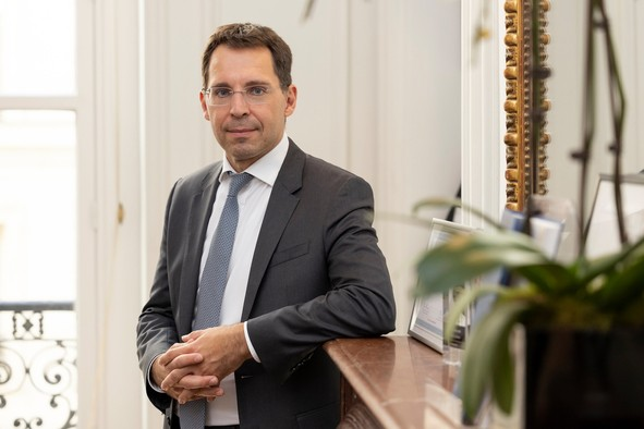 According to Gergely Majoros, market momentum in the coming months will be slower than in recent months. Photo credit:Carmignac