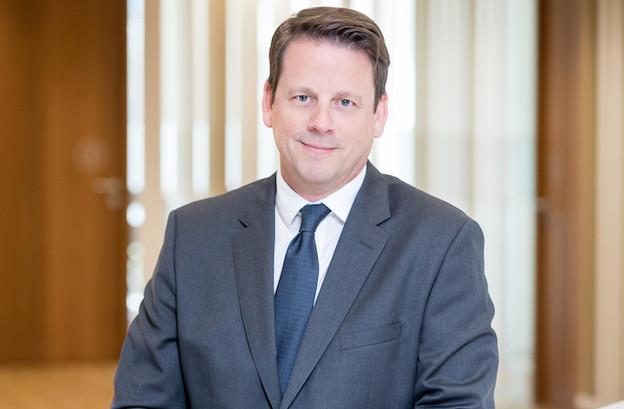 Pierre Reuter, Office managing partner Photo : Hogan Lovells Luxembourg