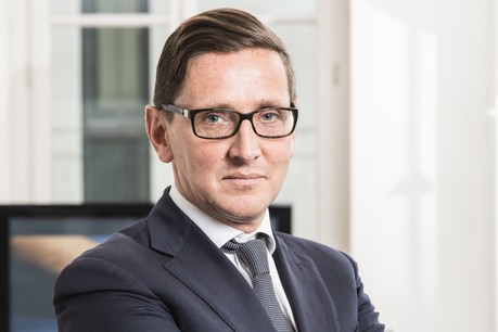 "Franck Chatillon: ""If you are convinced by your product and have enough resources like treasury and key people with you, GO!"" (Photo: Greenwich Dealing Luxembourg)"