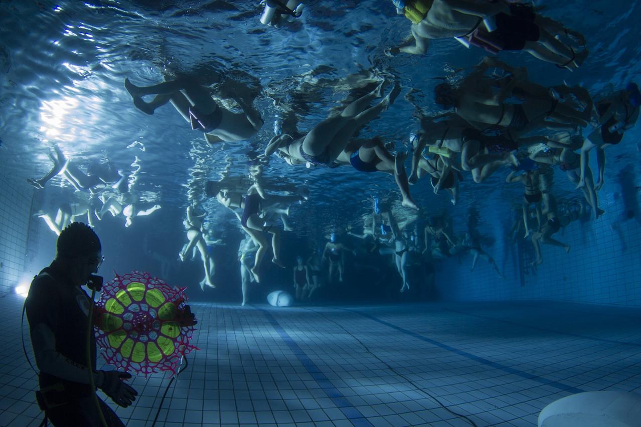 Le concert sous-marin de Michel Redolfi sera un des temps forts de la Nuit de la culture à Esch le samedi 14 septembre. (Photo: P. Mura)