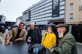 Pim Knaff (à gauche) ((Photo: Nader Ghavami/Maison Moderne))