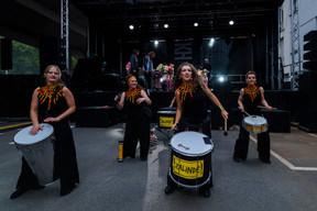 Le groupe Zalindê ((Photo: Nader Ghavami/Maison Moderne))