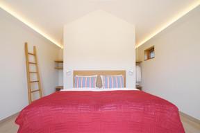 L'intérieur des maisonnettes. ((Photo: WeinKulturgut))