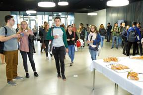 LeWelcome Day de l'Université du Luxembourg a accueilli les étudiants pour cette nouvelle année scolaire. ((Photo: Marc Schmit / Xero / Université du Luxembourg))