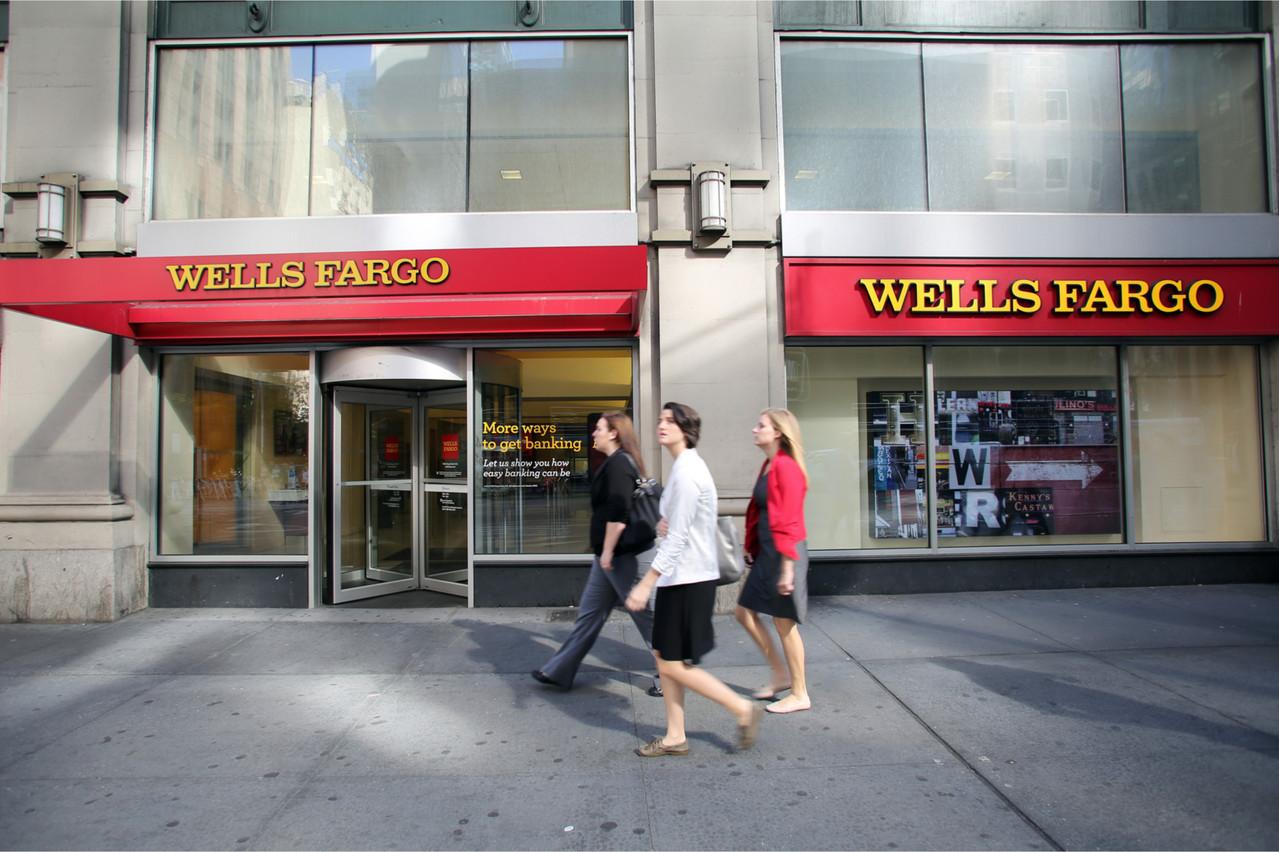 Wells Fargo a utilisé les données de ses clients à leur insu pour ouvrir des millions de nouveaux comptes. (Photo: Shutterstock)