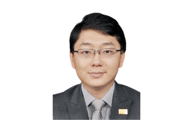 Wentao Zhang (Tao) has been with Huawei for 13 years and holds a dual degree in business administration and electrical engineering.  Handout photo/Huawei Luxembourg