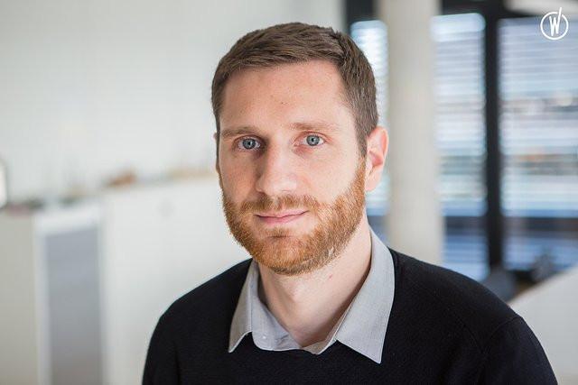 Audric Lhoas, cloud product manager, Telindus. (Photo: Telindus)