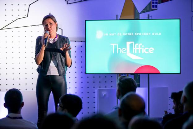 Gosia Kramer (The Office) (Photo: Jan Hanrion/Maison Moderne)