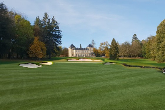 In two years' time, the site will have become an exceptional golf course, but also a place open to the general public. (Photo: Domaine du Bois d'Arlon)