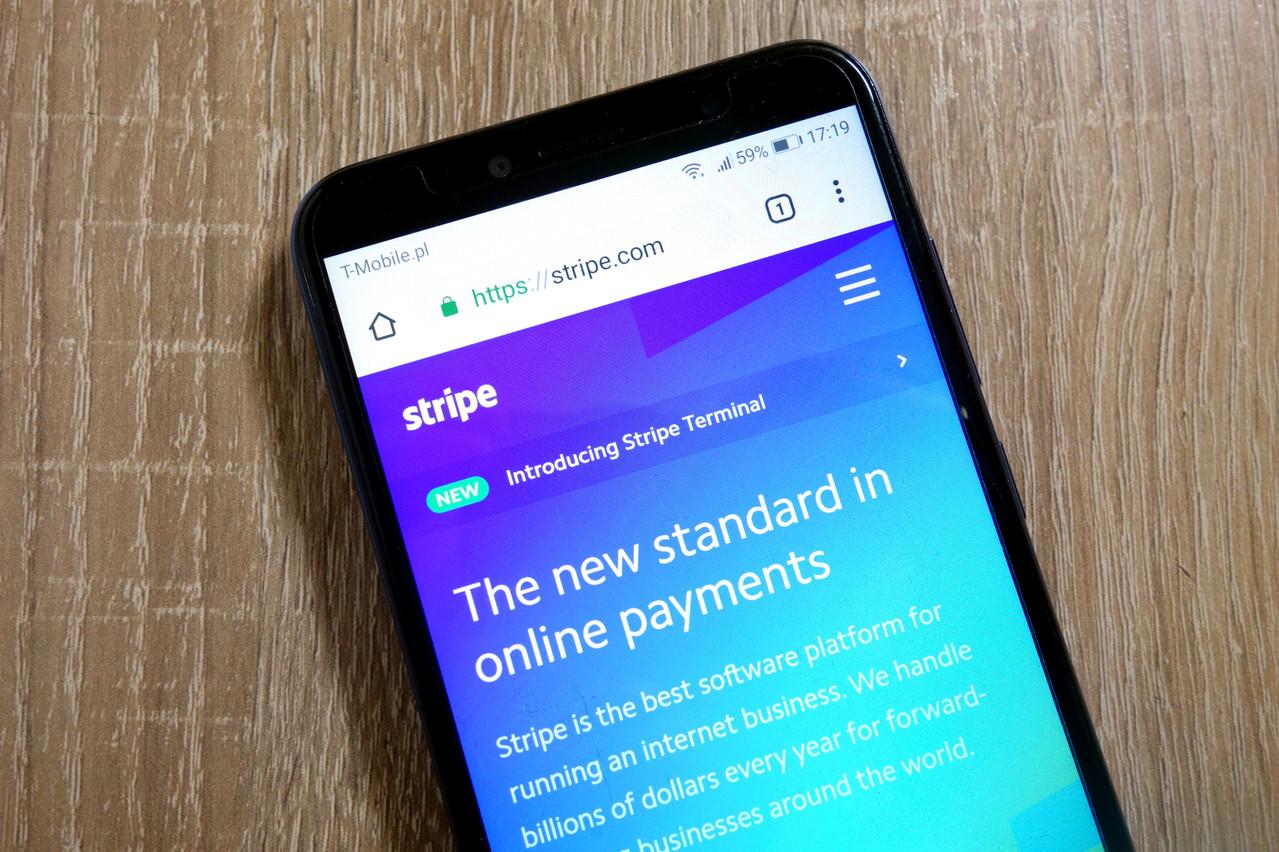 Stripe, facilitateur de paiement, attend l'entrée en vigueur de PSD2 et une demande d'authentification plus forte pour voir son modèle d'affaires décoller encore plus. (Photo: Shutterstock)