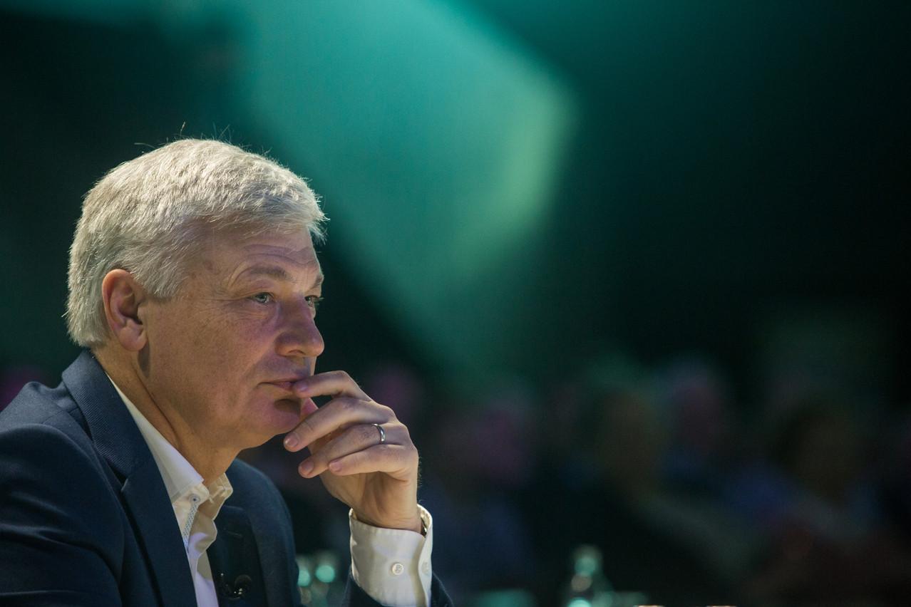L'ex-chef de file du CSV aux élections législatives juge sévèrement la prestation de Xavier Bettel. (Photo: Matic Zorman / Archives)