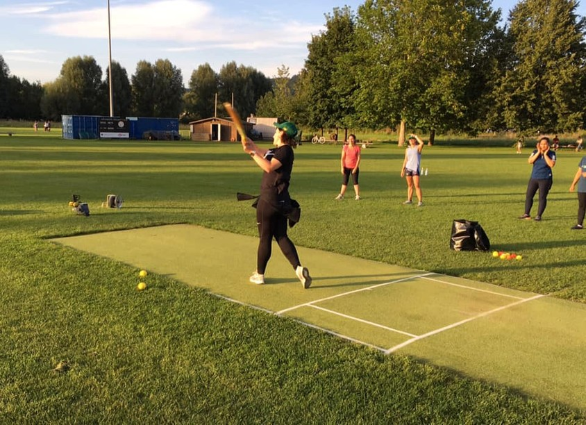 Around 80 women will compete in the inaugural women's cricket tournament in Luxembourg Photo: Luxembourg Cricket Federation