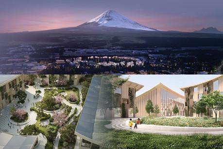 Le futur quartier de Toyota sera le premier au Japon. Un laboratoire à ciel ouvert pour les technologies de demain nées au Japon. (Photo: Toyota)