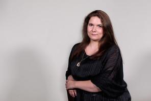 Xenia Simon est active au sein de l'ADR depuis ses 17ans et membre du parti depuis le début de l'année. Sa grand-mère, à l'ADR depuis des longues années, a aidé à son intégration. (Photo: Matic Zorman / Maison Moderne)