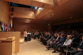 200 personnes étaient présentes pour la 13e édition du concours Cyel. ((Photo: Matic Zorman))