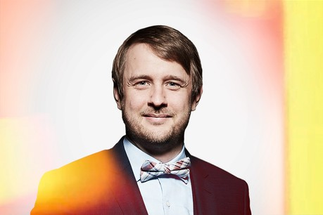 Gilbert Fridgen,Full professor in Digital Financial Services / Paypal-FNR PEARL Chair, Université du Luxembourg (Crédit : Maison Moderne)