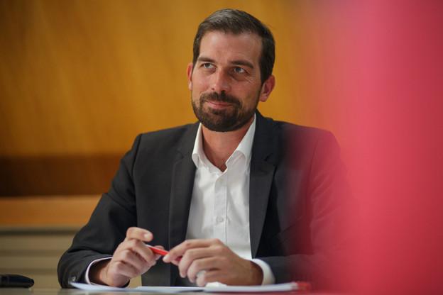 Yves Cruchten accède au cercle restreint des députés chargés de présenter le projet de budget de la majorité parlementaire. (Photo: Matic Zorman / Archives)