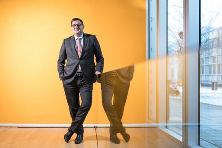 YvesMaas a vu son mandat de directeur général de l'ABBL prolongé jusqu'en avril2022. (Photo: Edouard Olszewsli/Archives Maison Moderne)