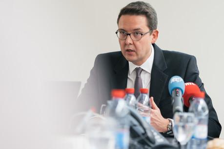 YvesNosbusch, chief economist chez BGLBNP Paribas, ne voit pas de récession arriver en 2020. (Photo: Sébastien Goossens/Archives Paperjam)