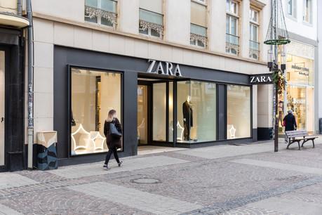 Le loyer est à l'origine du départ de l'enseigne espagnole du centre-ville. (Photo: Romain Gamba / Maison Moderne)