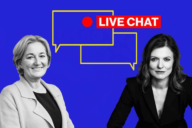Live Chat avec la Ministre Paulette Lenert