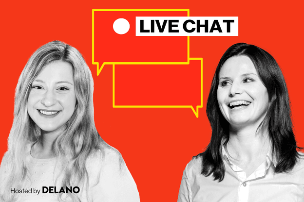 Delano Live Chat : Looking forward with data science