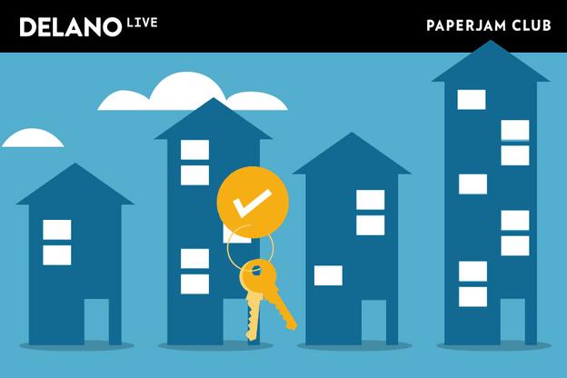 Delano Live : The housing challenge