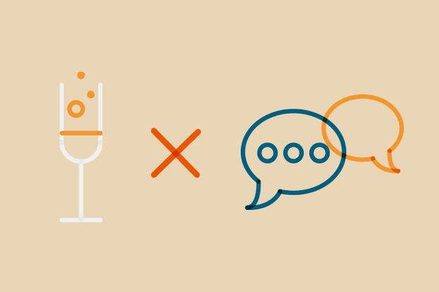 Networking Circle: Champagnes Veuve Clicquot