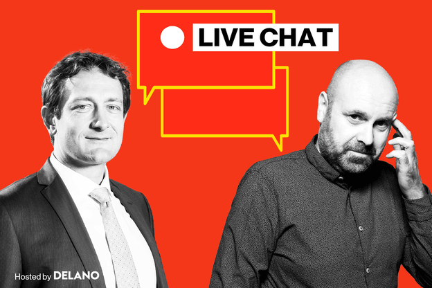 Delano Live Chat: EU-UK trade deal - where are we at?