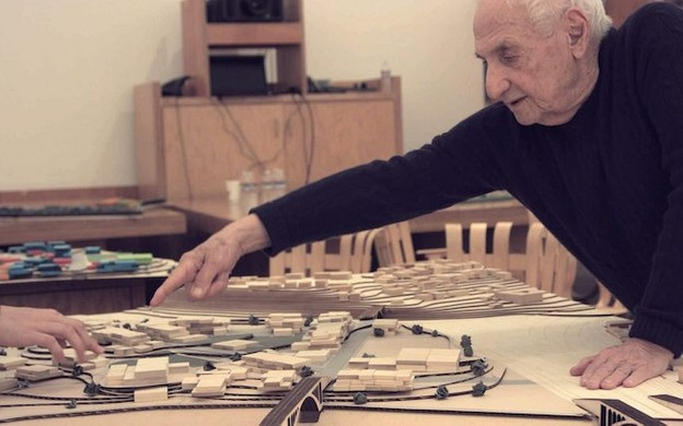 Paperjam - LuxFilmFest : FRANK GEHRY  BUILDING JUSTICE, de Ultan Guilfoyle