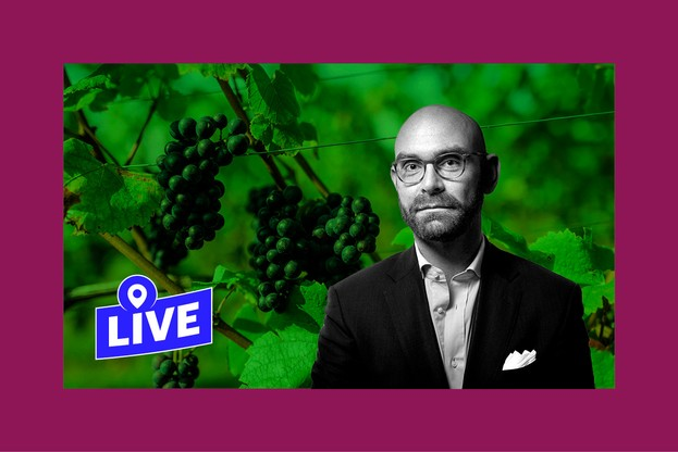Delano Live : Climate change and COVID - what are the impacts on winemaking?