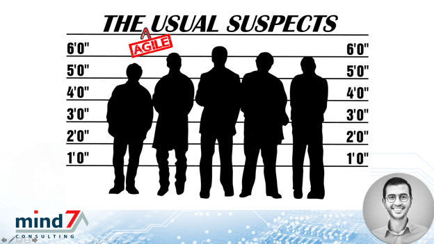 The Agile Usual Suspects