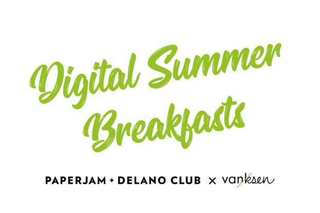 Digital Summer Breakfast - Gestion de crise digitale, anticiper pour éviter de subir