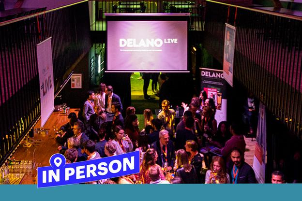 Delano Live: Luxembourg international