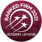 Leaders League - Ranked Firm 2021