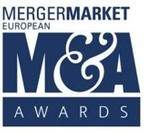 M&A Awards - Merger Market European