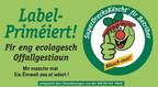 SuperDreckKëscht fir Betriber - Label Priméirt !